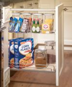pull out pantry for base cabinets