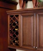 wall wine cabinet
